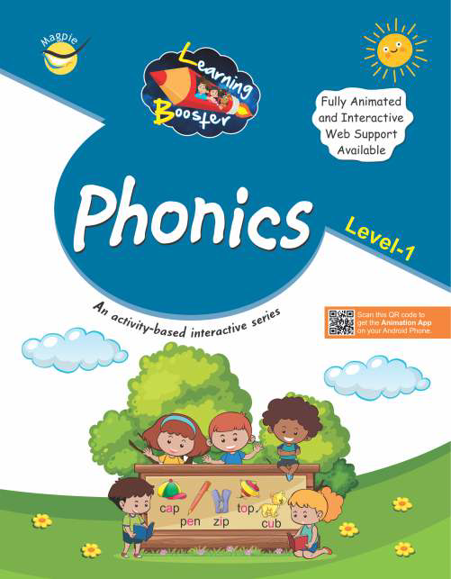 Phonics - magpie books
